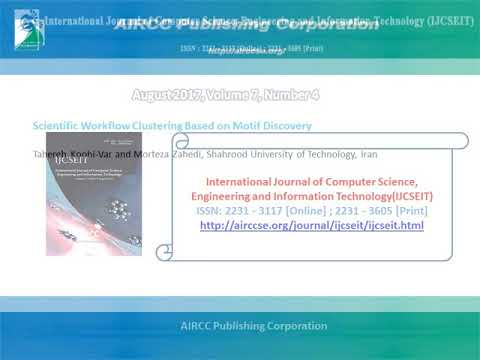 International Journal of Computer Science, Engineering and Information Technology(IJCSEIT)