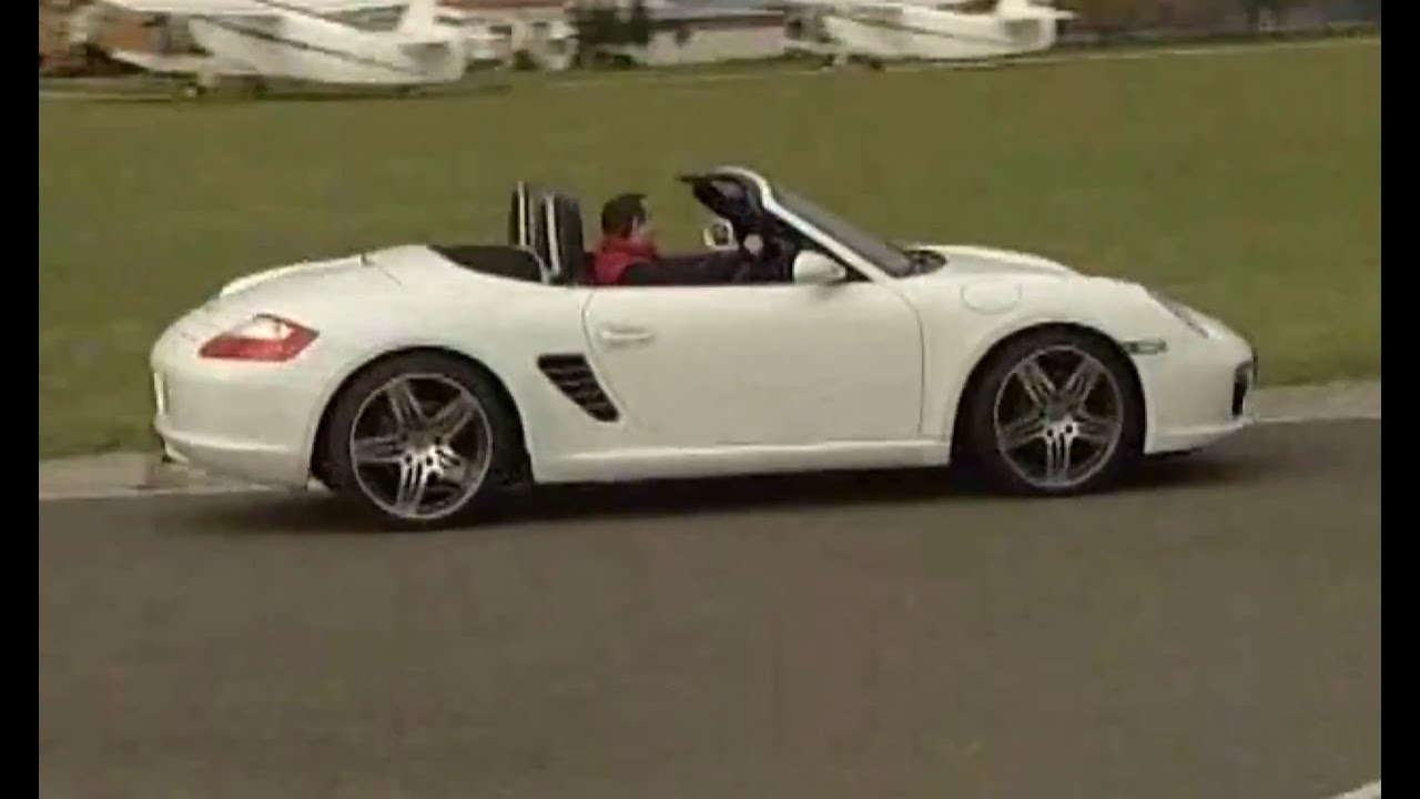 motorter porsche boxster 2009 youtube. Black Bedroom Furniture Sets. Home Design Ideas
