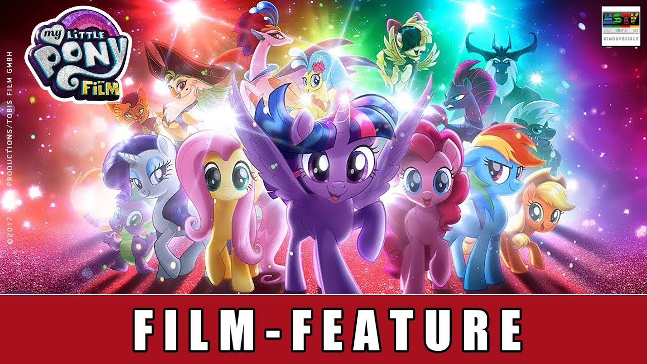 My Little Pony - Film-Feature | Maite Kelly | Beatrice Egli | Anne Wünsche | Gil Ofarim