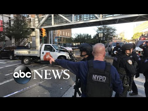 Several dead, others injured after being hit by vehicle in New York City