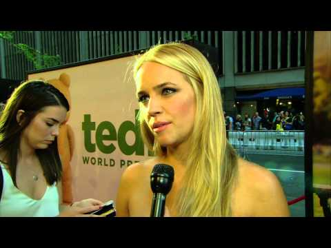 Ted 2: Jessica Barth Red Carpet Movie Premiere