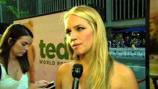 Ted 2: Jessica Barth Red Carpet Movie Premiere Interview