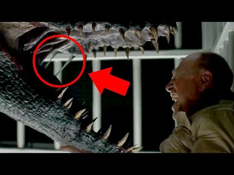 Download Youtube: Everything You May Have Missed in the Jurassic World: Fallen Kingdom Trailer #2