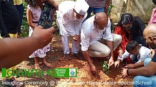 Banyan Tree Planting @ Banyan Tree Happy Valley Special School | Alleyne Eiric Lal |  Heart4Earth