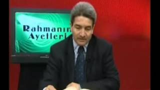Tefsir Dersleri - Tevbe Suresi ( 106 - 110. Ayetler) - Prof. Dr. Şadi EREN