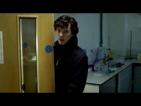 Sherlock meets John Watson |A Study in Pink | Sherlock