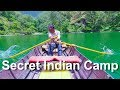 The MOST SECRET Camp in India 🌲