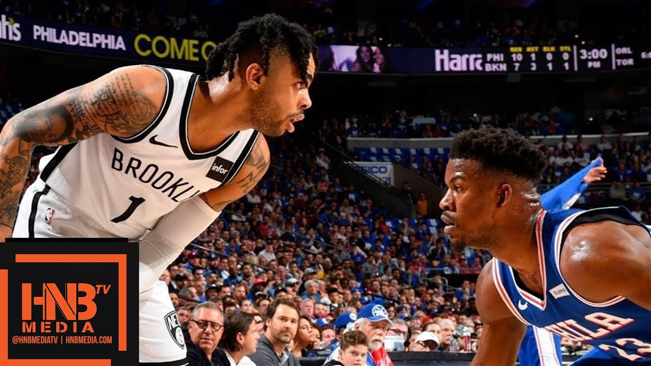 info for 83c1e 5d50e Brooklyn Nets vs Philadelphia Sixers Full Game Highlights | Game 1 | April  13, 2019 NBA Playoffs