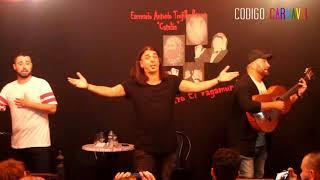 Presentación LOS EQUILIBRISTAS - Jesús Silva, Juan Blanco y Jona