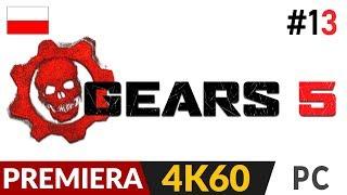 Gears 5 PL z Kondziem ⚙️ odc.13 (#13) Kampania  Pustynia | Gameplay po polsku 4K Ultra