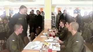 Показуха и реальность украинской армии