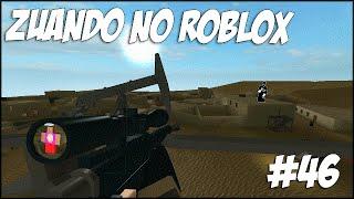 Zuando no Roblox - PHANTOM FORCES! - #46 (ft. Cazum8)