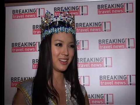 Miss World at World Travel Awards