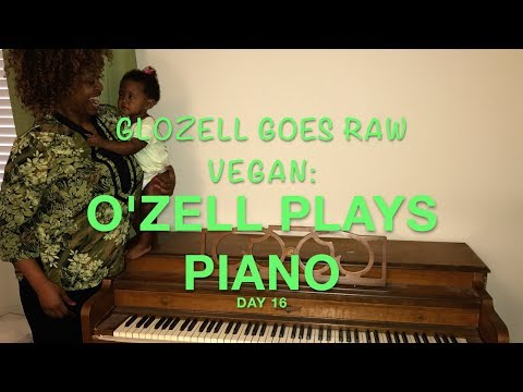 O'Zell's First Piano