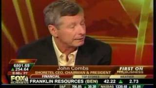 ShoreTel Fox News CEO Interview SSF012950 01