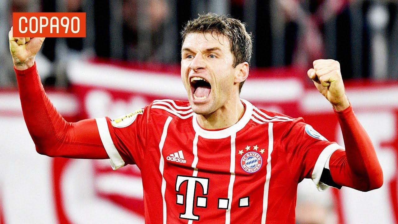 exclusive how thomas müller became a bayern legend youtube