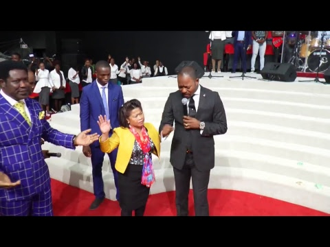 AMI Celebration Service with Pastor Alph Lukau | Sunday Service 11/03/2018  | AMI LIVESTREAM