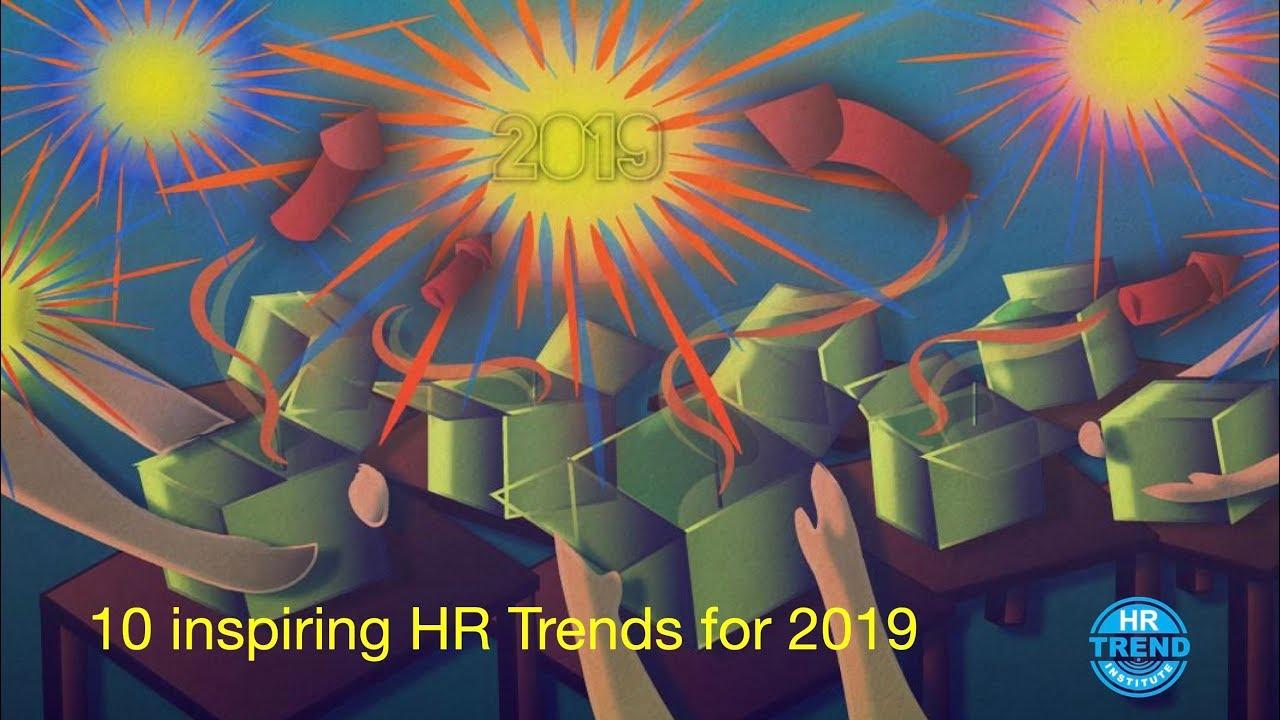 10 Inspiring HR Trends for 2019