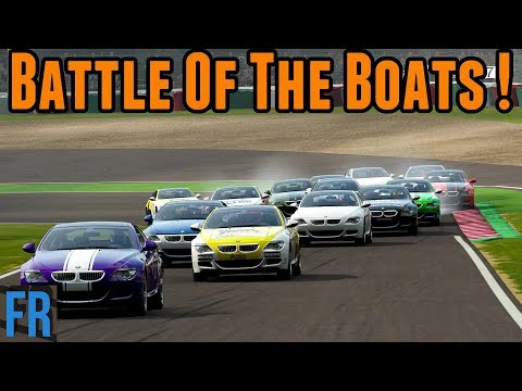 Forza Motorsport 7 - Battle Of The Boats !