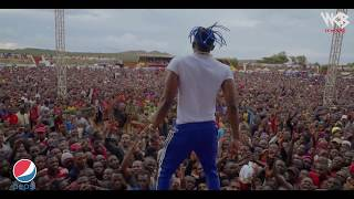 Diamond Platnumz - Performing live at wasafi festival SUMBAWANGA (part 3)