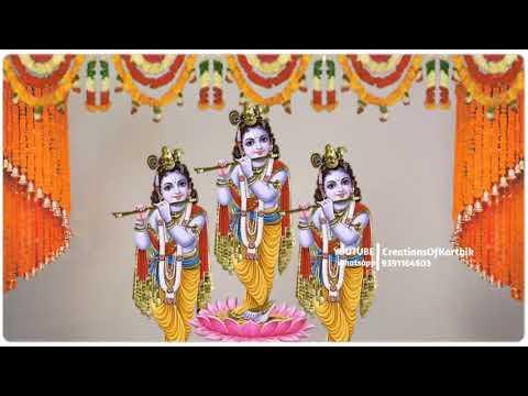 Happy krishnashtami |#creationsofkarthik|Whatsapp status|#happy |telugu Whatsapp status | trending