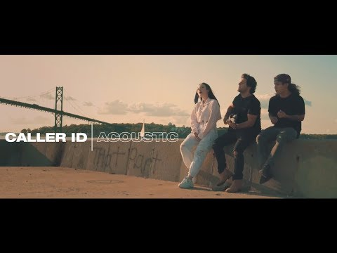 Tyler & Ryan - Caller ID ft. Jannine Weigel (Acoustic) Official Video