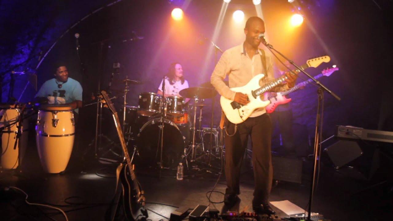 Yann Négrit |Tambour Fighting LIVE (Guest Drum: Damien Schmitt)
