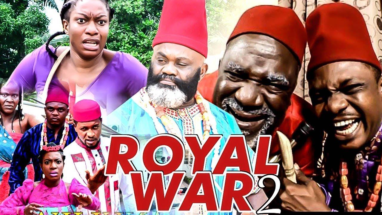 Download ROYAL WAR 2 (KEN ERICS) - NIGERIAN NOLLYWOOD MOVIES