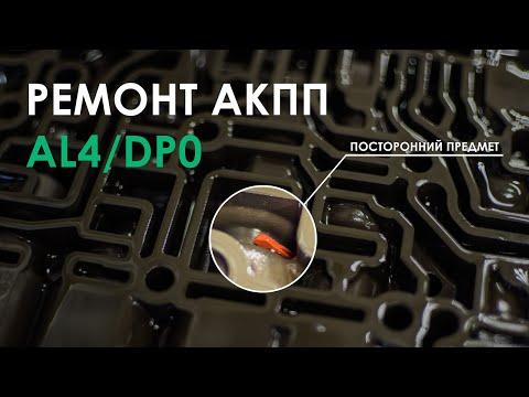 Ремонт АКПП AL4