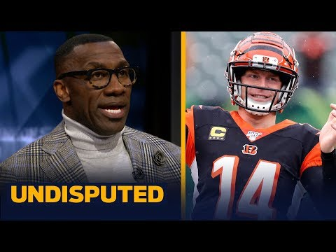 Bill Belichick Could Win A Super Bowl With Andy Dalton — Shannon Sharpe | NFL | UNDISPUTED