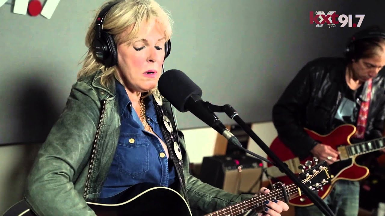 Lucinda Williams Stand Right By Each Other Kxt Live Sessions