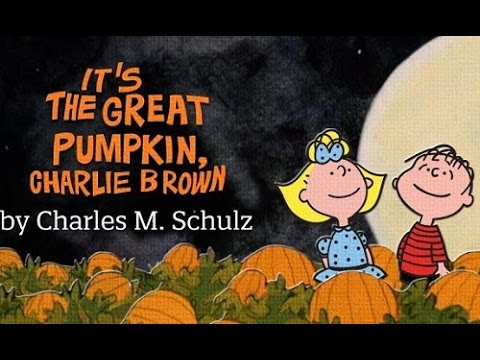 its the great pumpkin charlie brown full halloween story ellie youtube