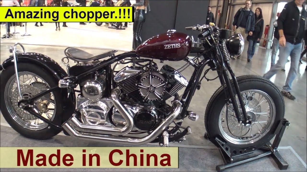 Chopper Made in China (2019)