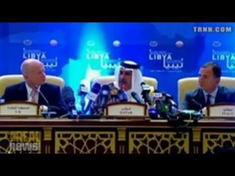 Why is Qatar So Active in Libya
