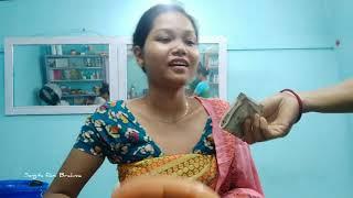 #Beauty Parlour aw ma janai?  ||angnw manw Fwisa hwkw||Bodo vlog video||Sangita Rani Brahma||
