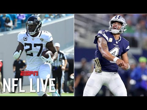 NFL Live predicts 2018 Week 10 games