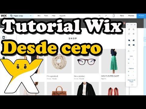 ✅-tutorial-como-crear-una-pÁgina-web-con-wix-desde-cero-2020- -para-principiantes-😎-😎