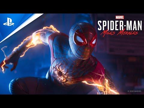 Marvel's Spider-Man: Miles Morales – Sê Tu Próprio | PlayStation