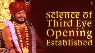Science of Third Eye Opening, Established