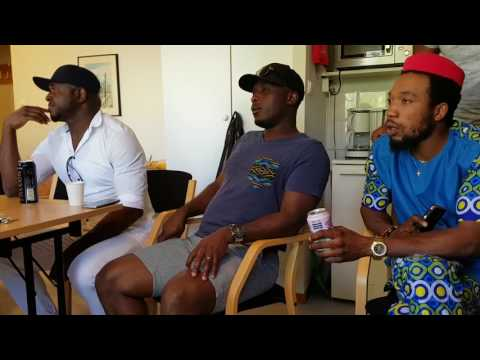 Joseph Ogbuji tv:Nigerians in Northern Sweden  part 1B