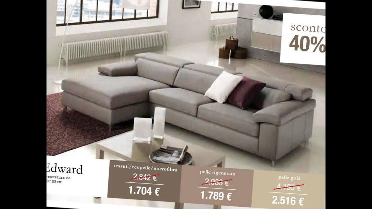 3 b arredamenti milano presenta promozione divani for Divani trento