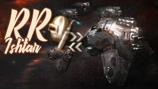 RR Ishtar vs Shield fleet