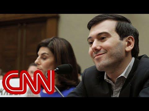 Martin Shkreli sentenced to 7 years in prison