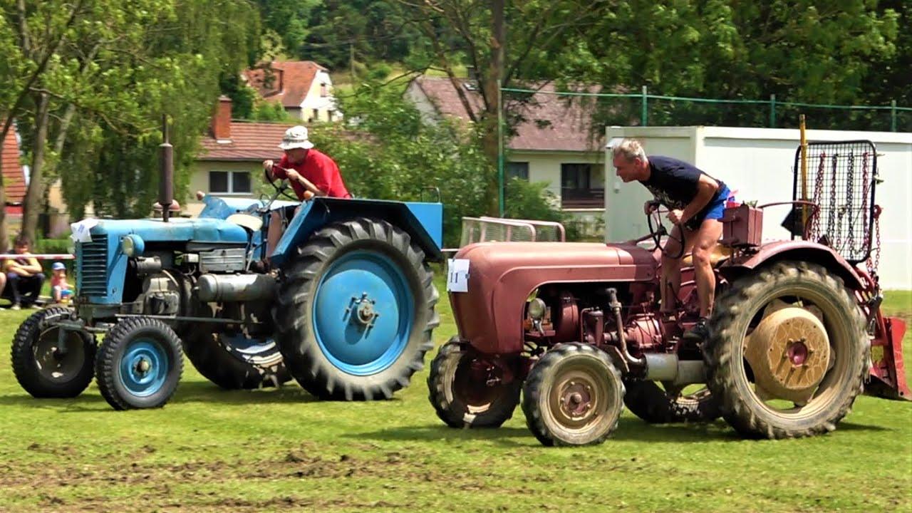 Traktoriáda Nihošovice 2021 | Part 2/2