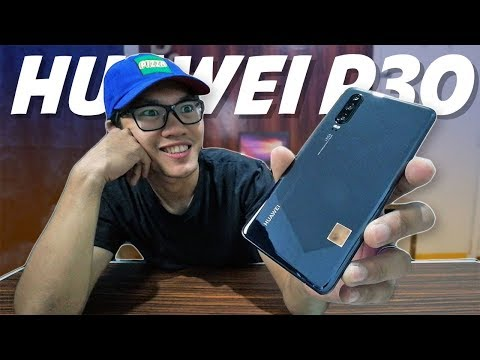 Huawei P30 | Quick Unboxing / Review
