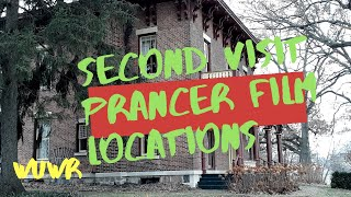 WUWR 13 Revisiting filming locations, movie sites of Prancer are What's Up With Richard?