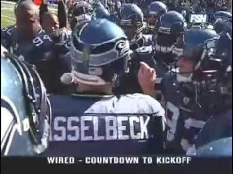 Matt Hasselbeck Pre-Game Speech - Seahawks vs Jaguars