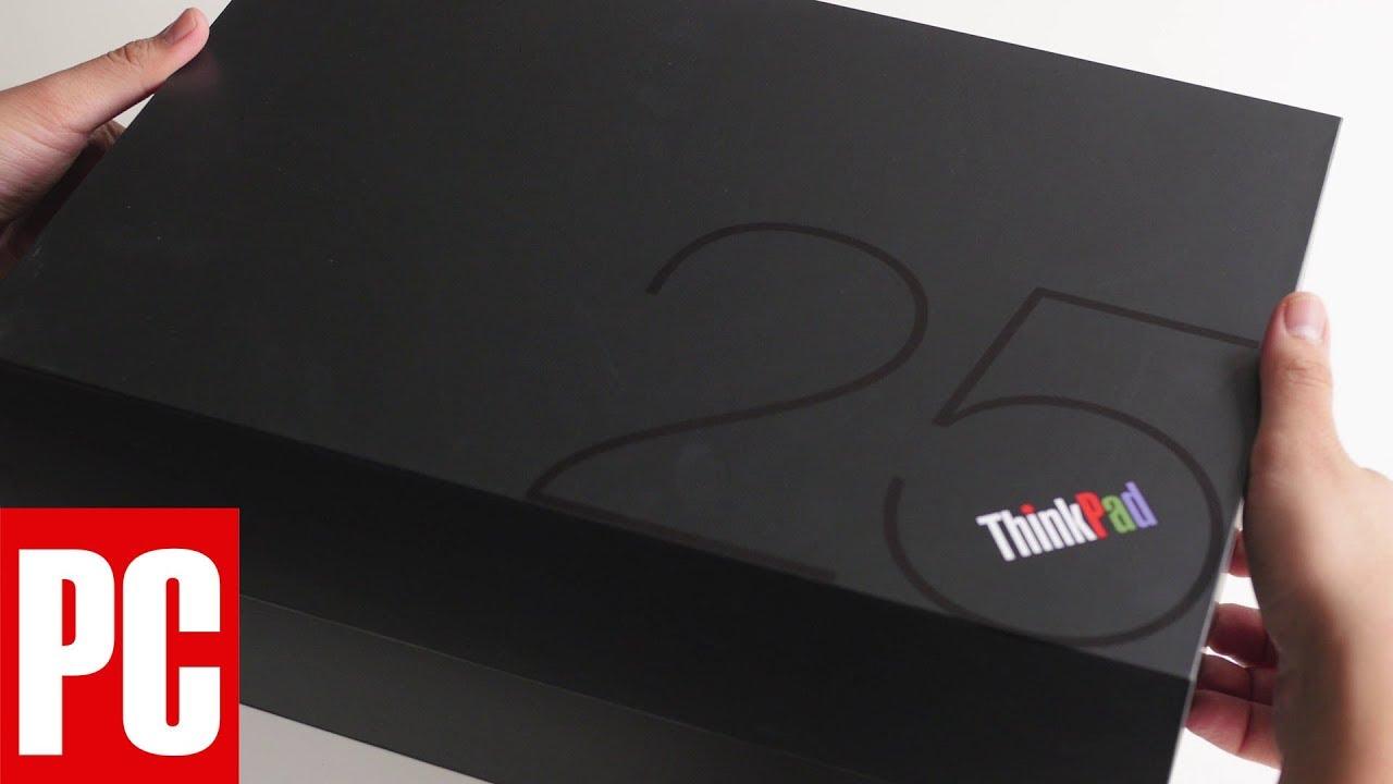 Lenovo ThinkPad 25 Anniversary Edition Review