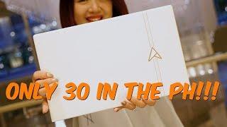 SUPER LIMITED!!! Asus Zenbook Edition 30 Unboxing