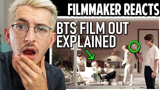 Filmmaker Reacts To BTS 'Film Out' EXPLAINED